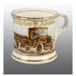 Roofing Contractor Truck Shaving Mug