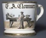 Machine Shaving Mug