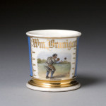 Baseball Catcher Shaving Mug