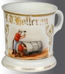 Boiler Maker Shaving Mug