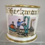 Machinist Shaving Mug