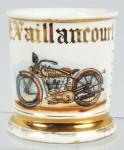 Harley Davidson Motorcycle Shaving Mug