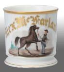 Horse Tamer Shaving Mug
