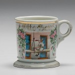 Painter Shaving Mug