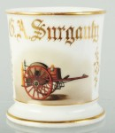 Fire Cart Shaving Mug