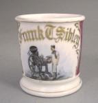 Printing Press Shaving Mug