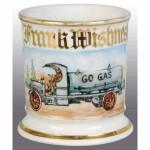 Gas Truck Shaving Mug