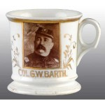 Photographic Portrait Shaving Mug