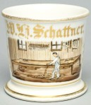 Carpenter Shaving Mug