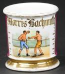 Boxers Shaving Mug