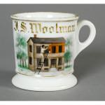 House Painter Shaving Mug