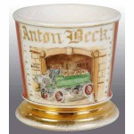 Brewery Delivery Truck Shaving Mug