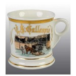 Coal Yard Shaving Mug
