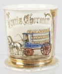 Soda & Mineral Water Delivery Wagon Shaving Mug