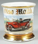 Touring Car Shaving Mug