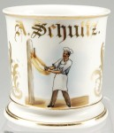 Taffy Maker Shaving Mug