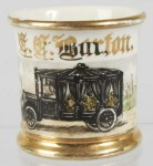 Hearse Automobile Shaving Mug