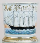 Clipper Ship Shaving Mug