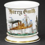 The Great White Fleet Shaving Mug