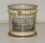 Photographic Riverboat Shaving Mug