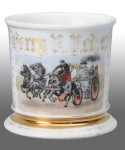Fire Wagon Shaving Mug