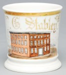 Cigar Factory Shaving Mug