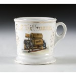 Cotton Gin Shaving Mug