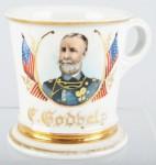 General Shaving Mug