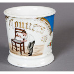 Chair Maker Shaving Mug