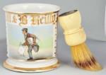 Paperboy Shaving Mug