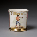 Boxer Shaving Mug