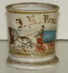 Water Wagon Shaving Mug