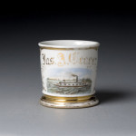 Ferryboat Shaving Mug