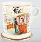Confectioner Shaving Mug