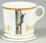Iron Worker Shaving Mug