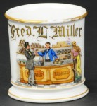 Tobacco Shop Shaving Mug
