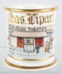 Playhouse Theater Shaving Mug