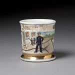 Fire Chief Shaving Mug