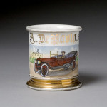 Automobile Shaving Mug