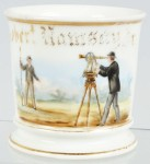 Surveyor Shaving Mug