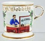 Telegraph Operator Shaving Mug