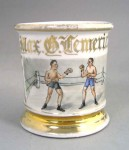 Boxing Shaving Mug