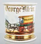 Delivery Wagon Shaving Mug