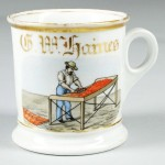 Brick Maker Shaving Mug