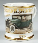 Dodge Brothers Shaving Mug