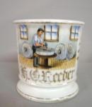 Millstone Dresser Shaving Mug