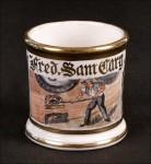 Furnace Shaving Mug