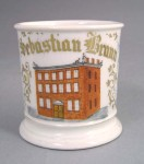 Roofing Shaving Mug