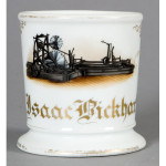 Saw Mill Shaving Mug