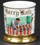 Floor Tiler Shaving Mug